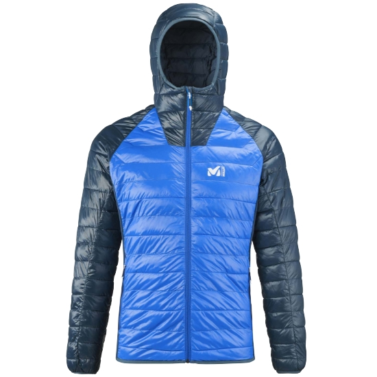 Millet Tilicho Hoodie - Abyss/Orion Blue