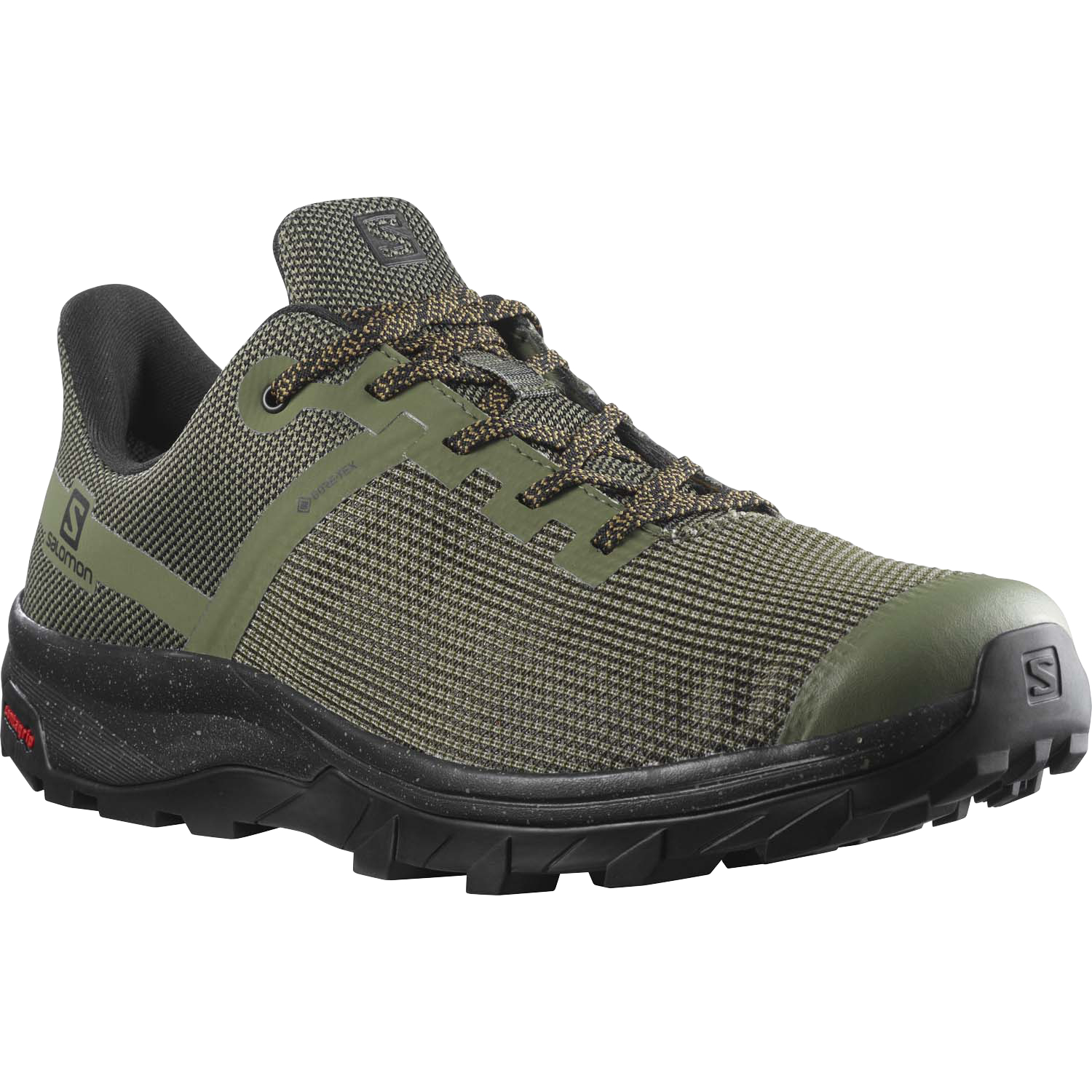 Salomon OUTline PRISM GTX - Deep Lichen Green Bla