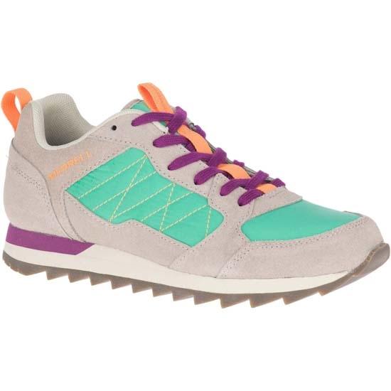 Merrell Alpine Sneaker W - Moon/Mint