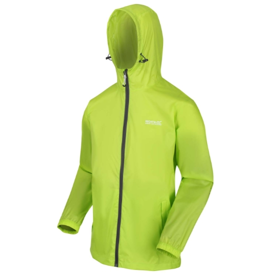 Regatta Pack It Jacket - ElectricLime