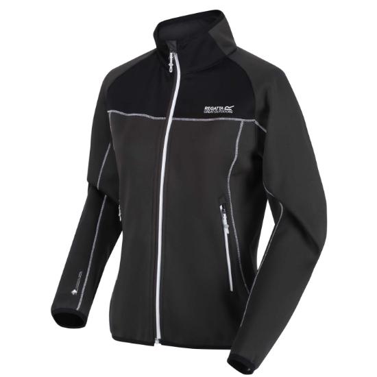 Regatta Yare II Jacket W - Ash/Black
