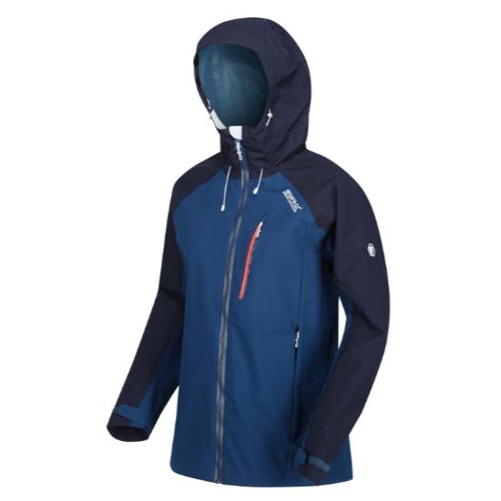 Regatta Birchdale Jacket W - BlueOpal/Nvy