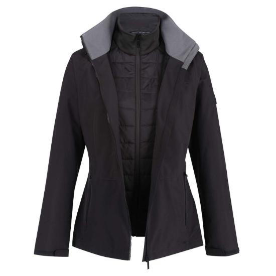 Regatta Shrigley 3en1 Jacket W -  Ash(Ash)
