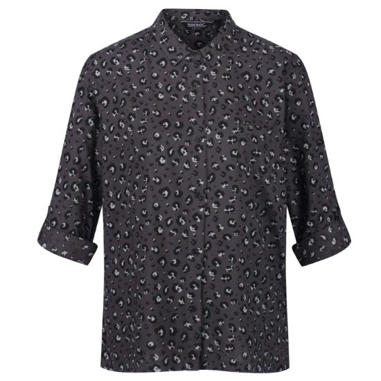 Regatta Meera Shirt W - Black
