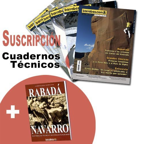 "Barrabes.com Subscription + book ""Rabadá-Navarro"" -"