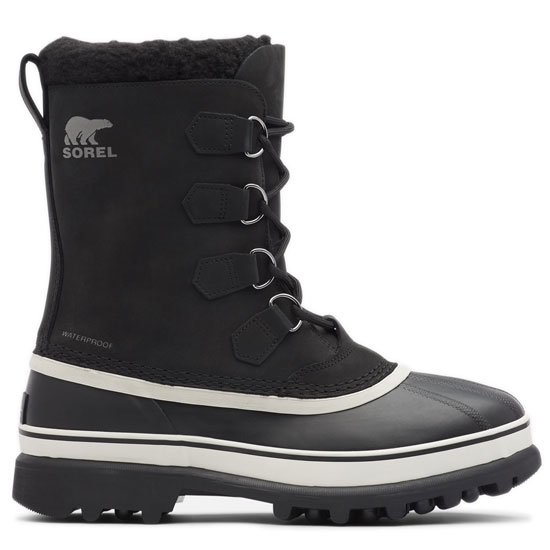 Sorel Caribou WP - Black