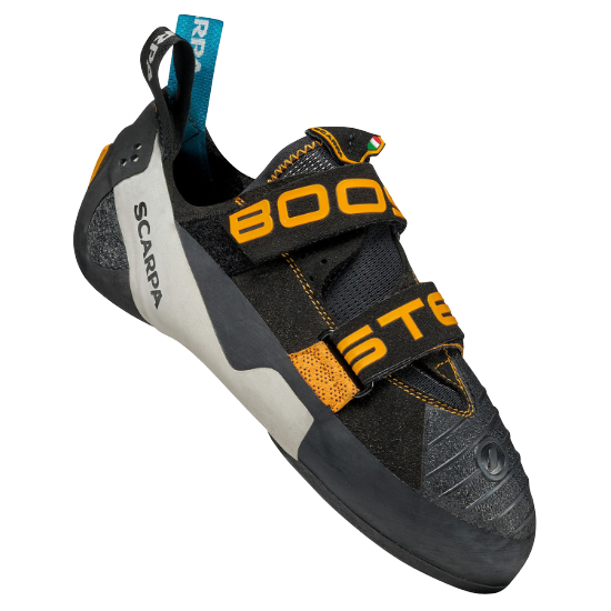 Scarpa Booster - Black/Orange
