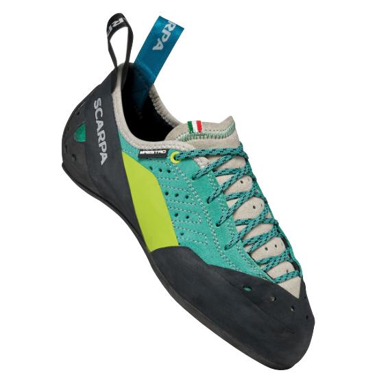 Scarpa Maestro Eco W - Green Blue