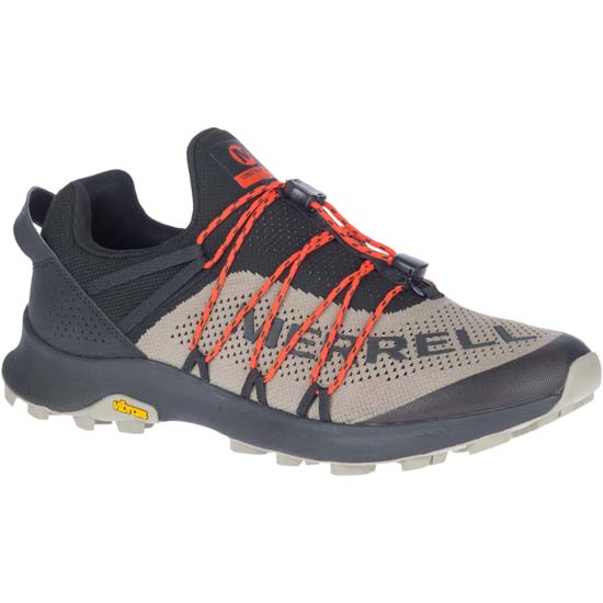 Merrell Long Sky Sewn - Black/Brindle