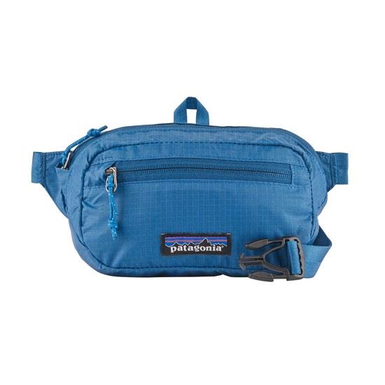 Patagonia Ultralight Black Hole Mini Hip Pack 1L - Steller Blue