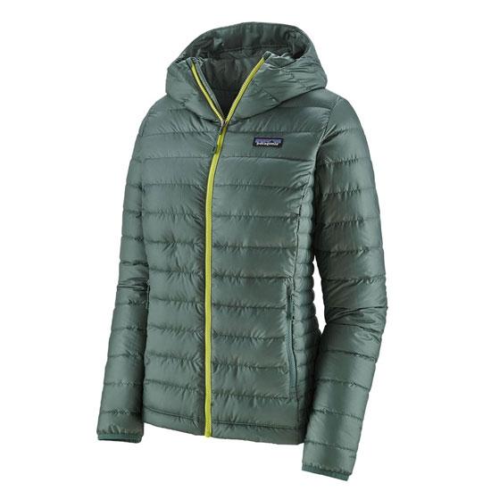 Patagonia Down Sweater Hoody W - Regen Green