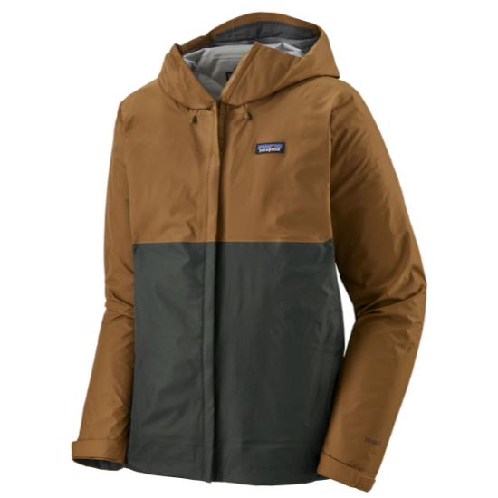 Patagonia Torrentshell 3L Jacket - Mulch Brown