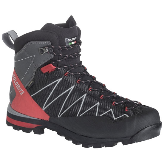 Dolomite Crodarossa Pro Gtx 2.0 - Black/Fiery Red