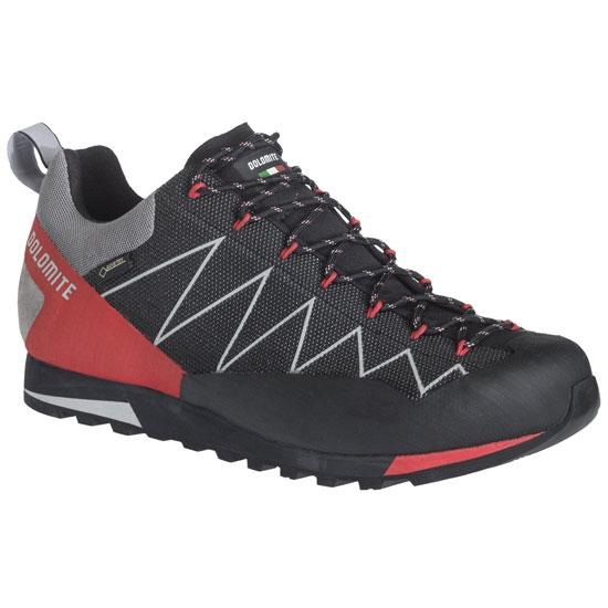 Dolomite Crodarossa Lite Gtx 2.0 - Black/Fiery Red