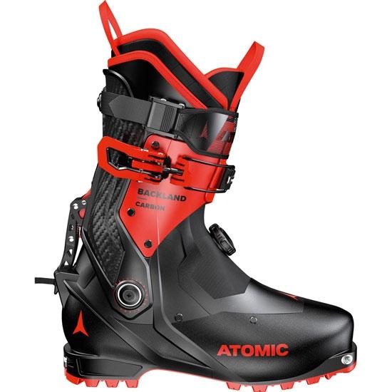 Atomic Backland Carbon - Black/Red