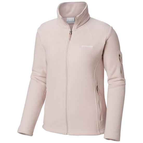 Columbia Fast Trek II Jacket W - Mineral Pink