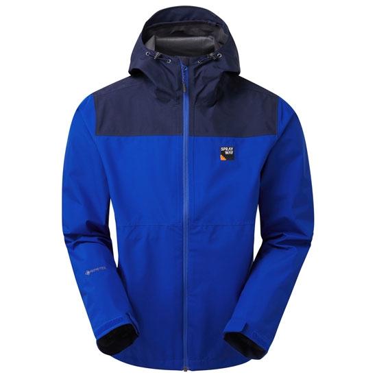 Sprayway Rask Jacket - Cobalt/Blazer