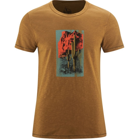 Red Chili Me Satori T-Shirt II - Desert