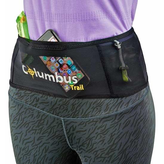 Columbus Run Hip Belt - Photo of detail