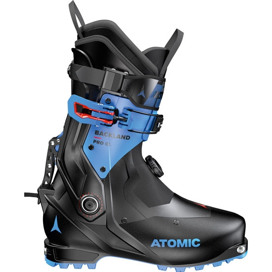 Atomic Backland Pro CL Thermoformable - Black/Blue/White