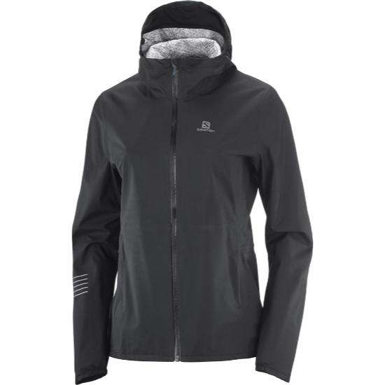 Salomon Bonatti WP Jacket W - Black/Mallard Blue