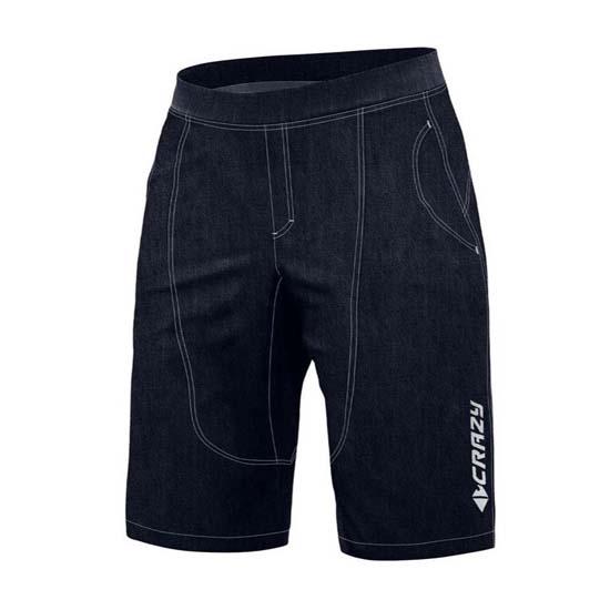 Crazy Copper L/Short - Jeans