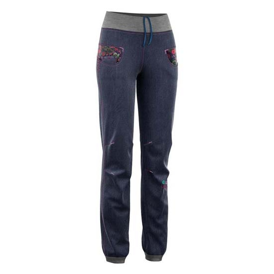 Crazy Aria Light Pant W - Jeans Stampa