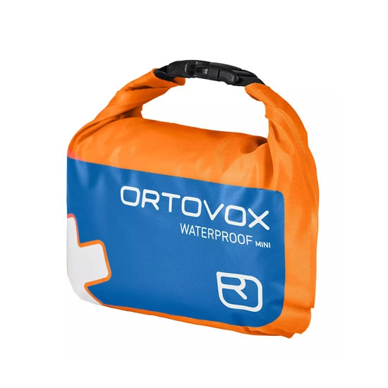 Ortovox First Aid Waterproof Mini - Shocking Orange