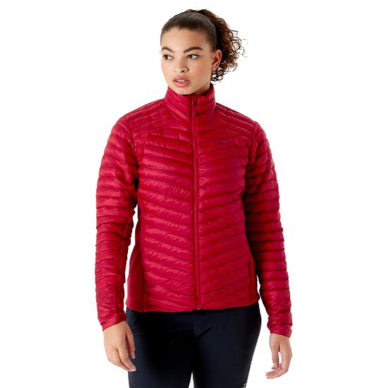 Rab Cirrus Flex 2.0 Jacket W - Ruby