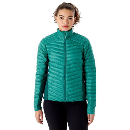 Rab Cirrus Flex 2.0 Jacket W - Storm Green