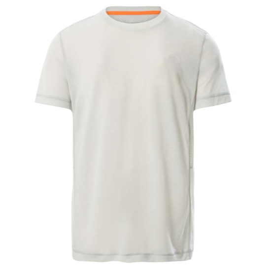 The North Face Circadian Tee - Tin Grey White Heather