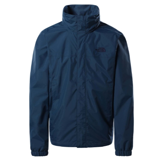 The North Face Resolve II Jacket - Monterey Blue