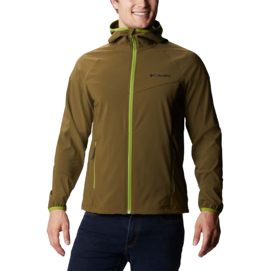 Columbia Heather Canyon Jacket - New Olive