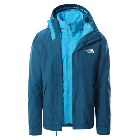 The North Face Naslund Triclimate Jacket - Moroccan Blue