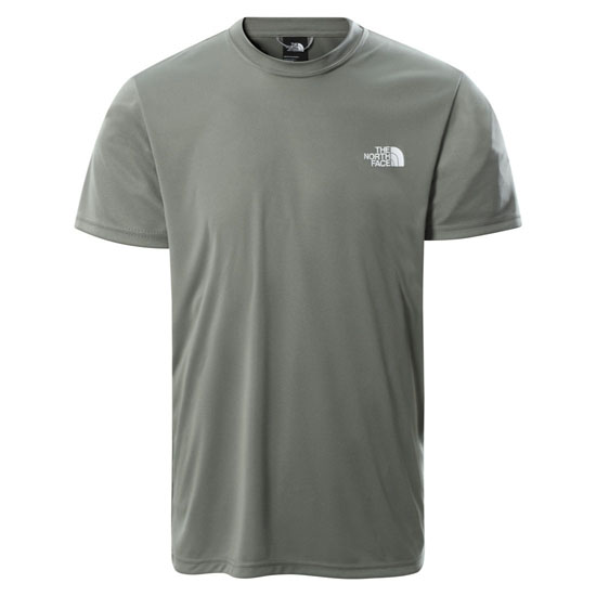 The North Face Reaxion Red Box Tee - Agave Green
