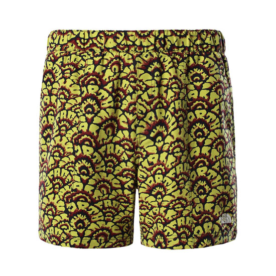 The North Face Class V Pull On Short - Citronelle Green