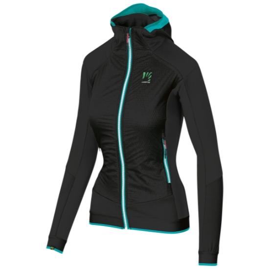 Karpos Alagna Plus Evo Jacket W - Black Bluebird