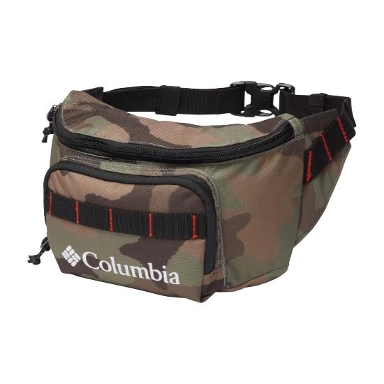 Columbia Zigzag Hip Pack -  Camo Black