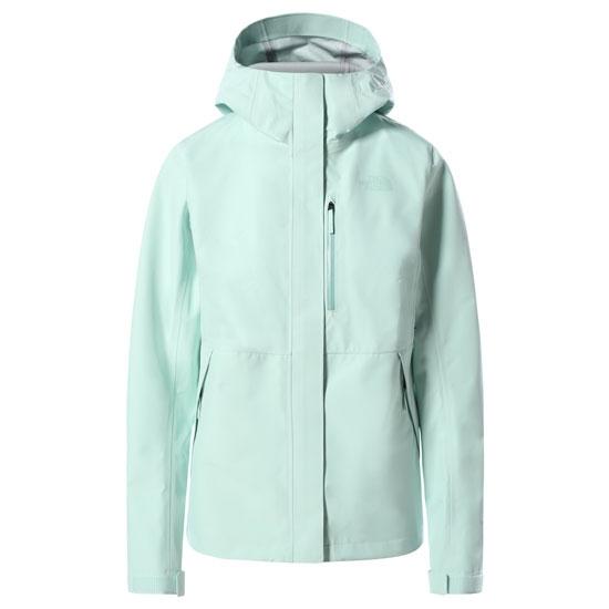 The North Face Dryzzle FutureLight Jacket W - Misty Jade