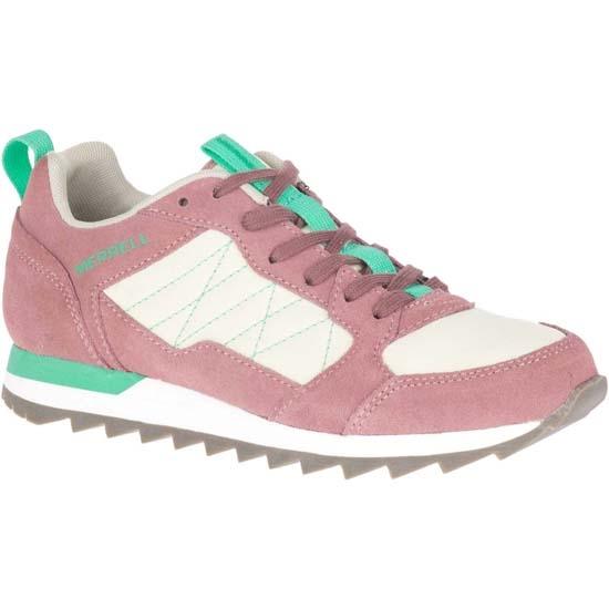 Merrell Alpine Sneaker W - Burlwood