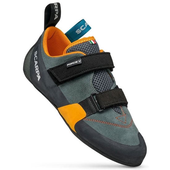Scarpa Force V - Mangrove-Papaya