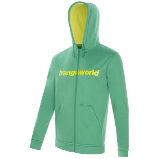Trangoworld Ripon Jacket - Verde/Amarillo