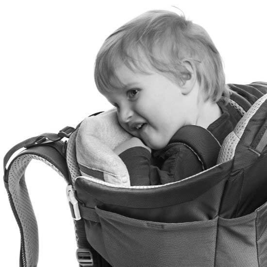 Deuter Kid Comfort - Photo of detail