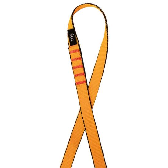 Beal Anillo cinta plana 18 mm x 40 cm - Orange