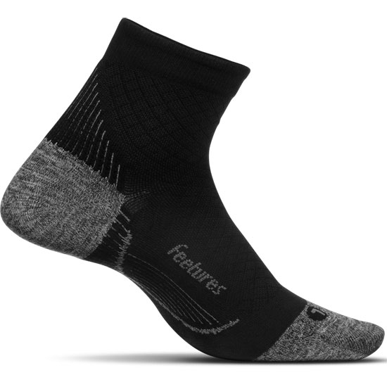 Feetures Elite Ultra Light Quarter - Black