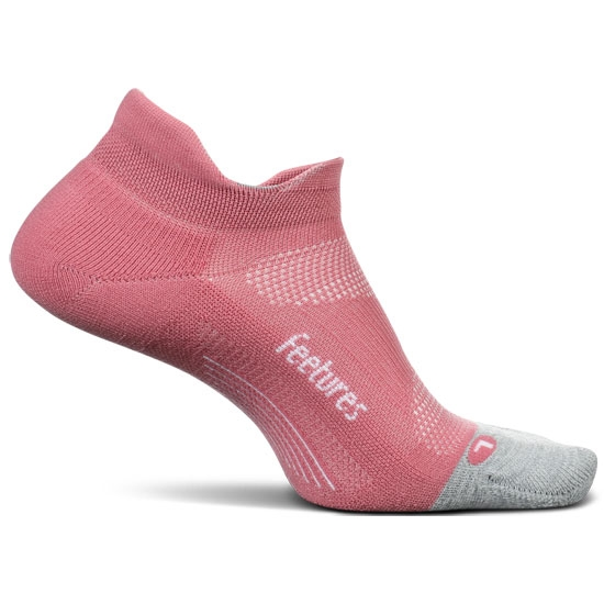 Feetures Elite Light Cushion No Show Tab - Rose Tea