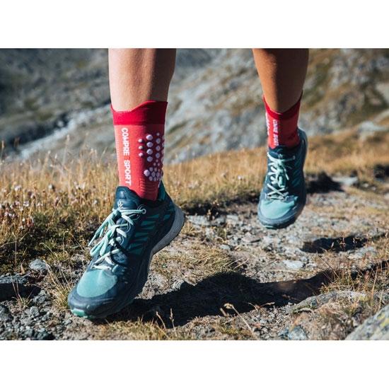 Compressport Pro Racing Socks V3.0 Trail - Photo of detail