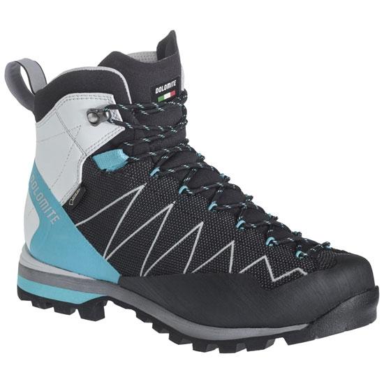 Dolomite Crodarossa Pro Gtx 2.0 W - Black/Capri Blue