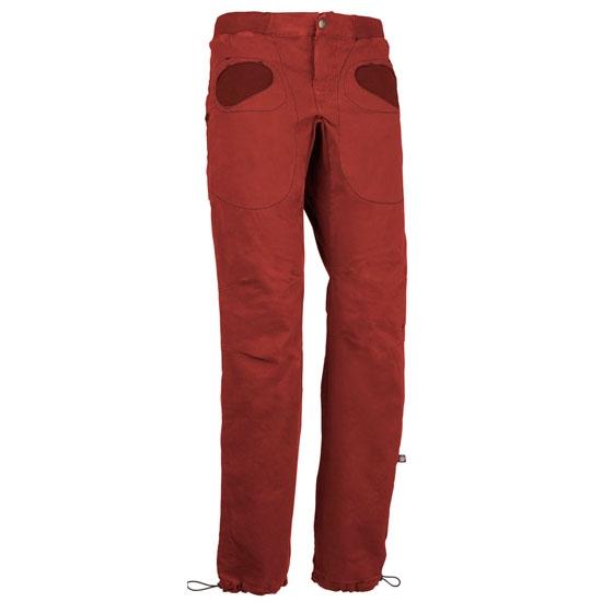 E9 Rondo Slim Pant - Russet