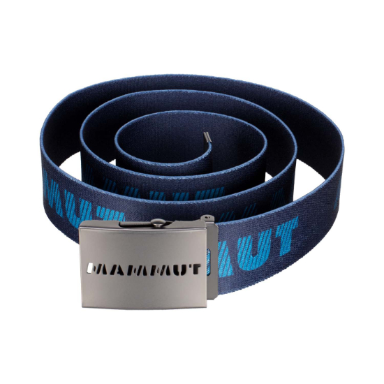 Mammut Logo Belt - Marine/Saphire